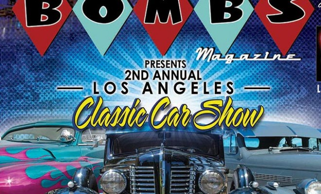2017 Los Angeles Classic Carshow