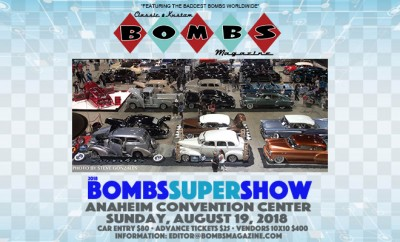 Bombs Magazine Super Show